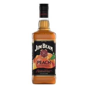 Jim Beam Peach 70cl £13 (+ Delivery Charge / Minimum Spend Applies) @ Asda