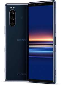 Xperia 5ii on O2 60GB data - Term £794 @ Mobile Phones Direct