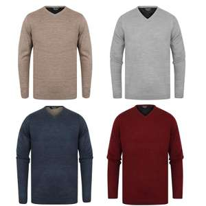 Various Men's Knitted Jumpers £8.99 delivered @ Tokyo Laundry
