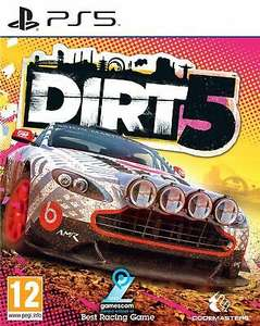 Dirt 5 - PS5 - New £23.99 / eBay using code @ Boss Deals / eBay
