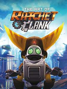 The Art of Ratchet & Clank Book - £12.17 at Amazon