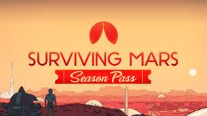 50% off Surviving Mars DLC - including Season Pass £14.99 and several other packs from £1.99 @ Epic Games