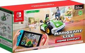 Nintendo Switch Mario Kart Live: Home Circuit - Luigi - £79.99 delivered + Free LEGO Super Mario 71386 Character Pack @ Smyths