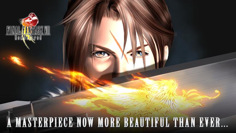 Final Fantasy VIII Remastered (Android) £16.99 @ Google Play