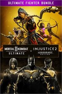 Mortal Kombat 11 Ultimate + Injustice 2 Legendary Edition Bundle - £22.68 on Xbox One @ Microsoft Store Brazil