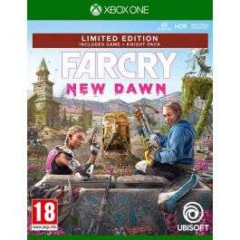 Far Cry: New Dawn - Limited Edition (Xbox One) - £8.95 delivered @ The Game Collection