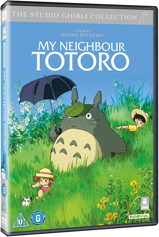 Studio Ghibli: My Neighbour Totoro DVD £5.99 delivered @ Forbidden Planet