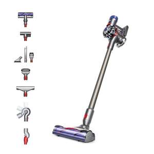 Dyson V8 Animal Extra Vacuum Cleaner with Accessories - £293.95 Delivered @ QVC & Easy Pays