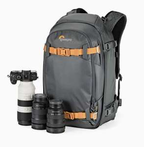 Lowepro Whistler BP 350 AW II 4 Season Outdoor Backpack for Pro DSLR and Mirrorless Cameras, Laptop and Outdoor Gear £186.69 @ Amazon
