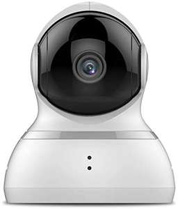 YI Dome Camera 1080p HD Pan-tilt-zoom Home Indoor WiFi Security IP Camera - £22.99 Sold by Seeverything UK & Fulfilled by Amazon