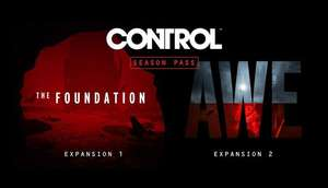 Control Season Pass (Steam or Epic) - £6.24 (£5.30 with Humble Choice) @ Humble Bundle