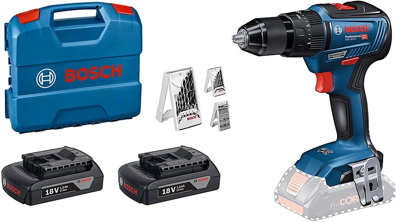 Bosch Professional 18V System cordless Combi Drill GSB 18V-55 - £112.99 @ Amazon