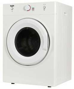 Bush DHB7VTDW Free Standing 7KG Vented Tumble Dryer, White - £145.99 delivered @ Argos / eBay