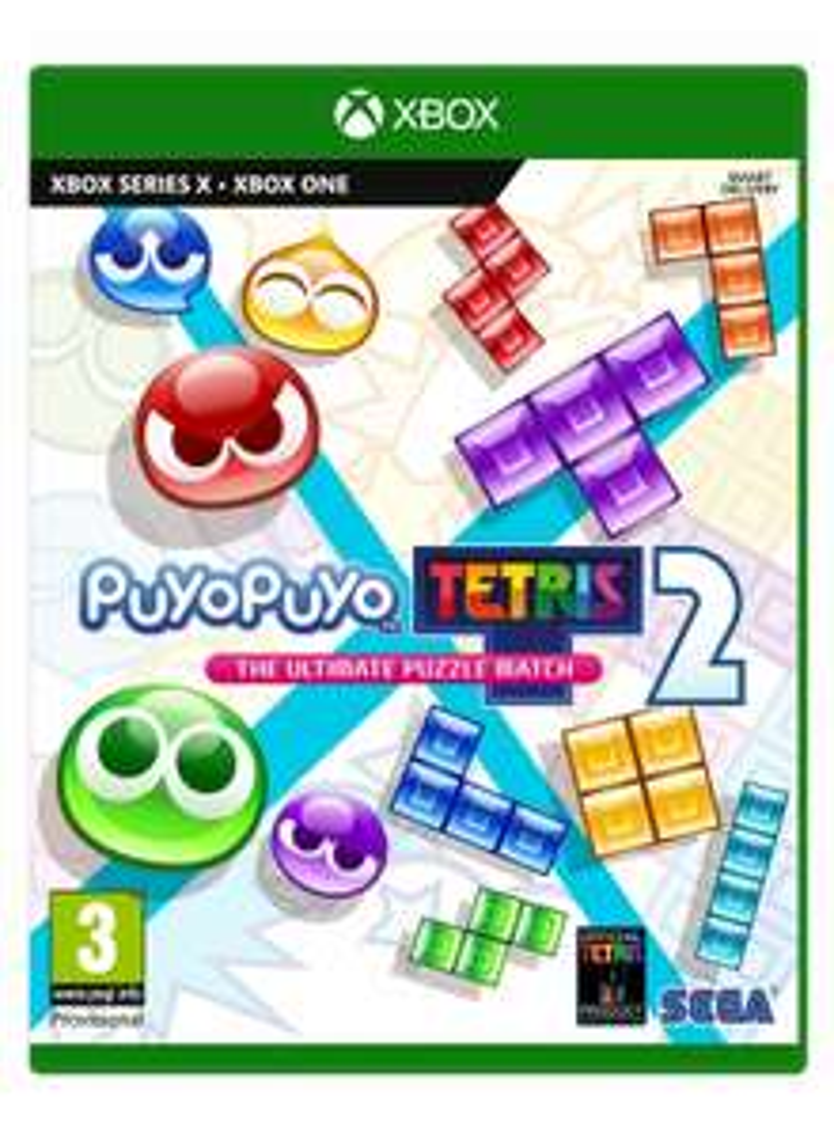 Puyo Puyo Tetris 2 Inc Bonus DLC (Xbox One / Series X) - £12 delivered using code @ Boss Deals / eBay