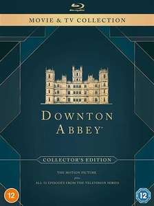Downton Abbey Movie & TV Collection Blu-ray 30 Discs (used) £21.95 delivered @ CeX