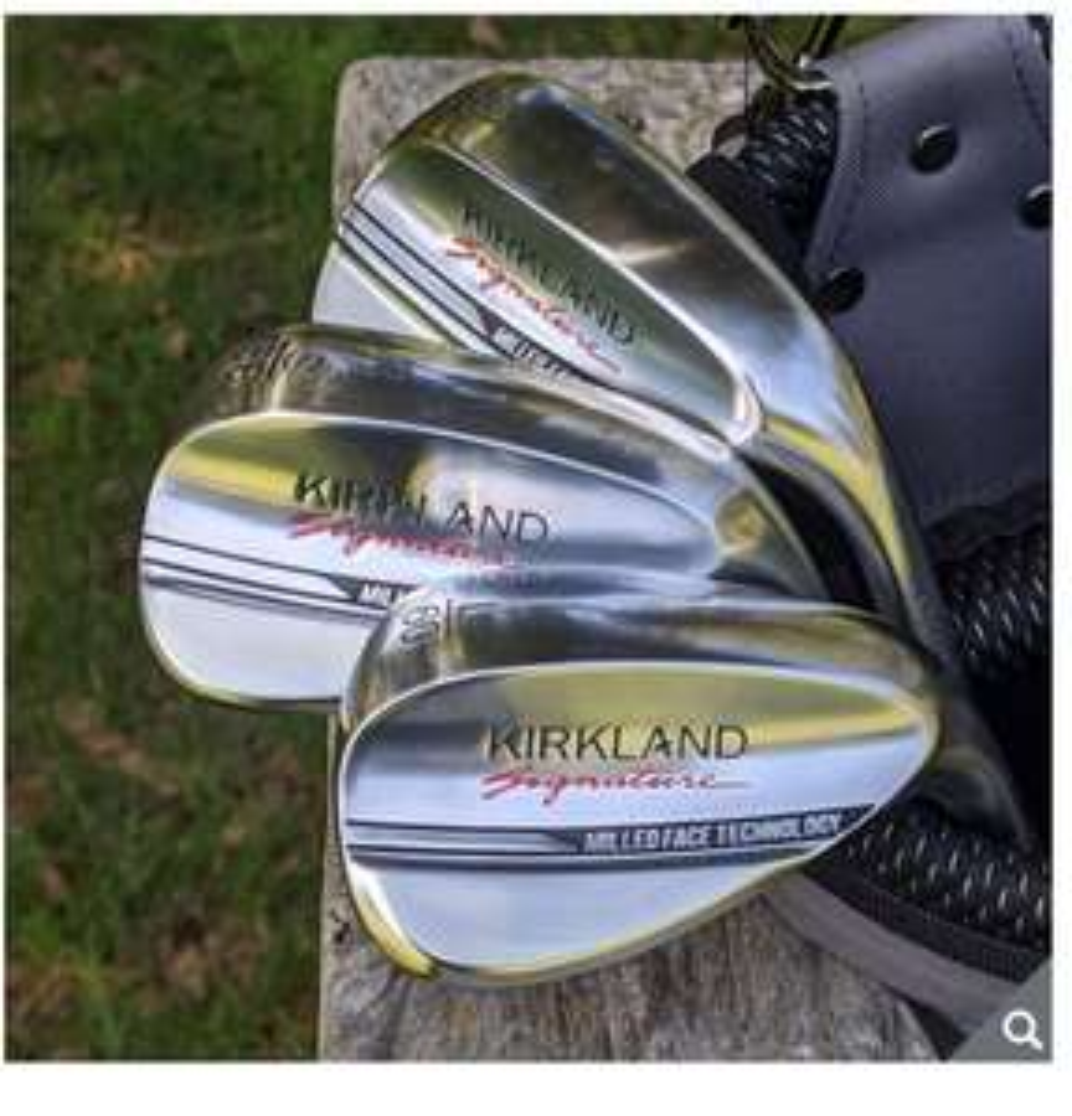 Kirkland Signature 3-Piece Golf Wedge Set - £149.89 delivered @ Costco