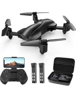 Holy Stone HS165 GPS Drone with 2K HD Camera - £105.99 with voucher Sold by DEERC and Fulfilled by Amazon