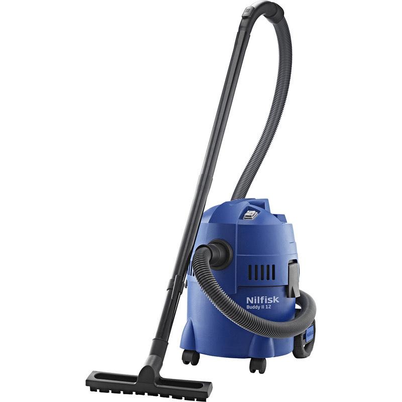 Nilfisk Buddy II 12L Wet & Dry Vacuum Cleaner - £48.72 delivered @ Toolstation