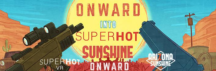 Arizona Sunshine, Superhot VR, and Onward Bundle - £12.53 @ Steam Store