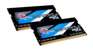 G.SKILL Ripjaws DDR4 SO-DIMM 2800MHz 16GB (2x8GB) Laptop memory - £61.48 delivered @ Morecomputers