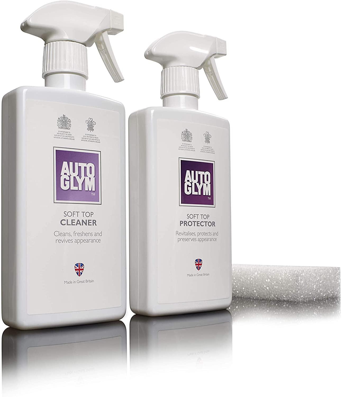 Autoglym AG 255003 Convertible Soft Top Clean & Protect Complete Kit - £14.81 Prime / +£4.49 non Prime @ Amazon