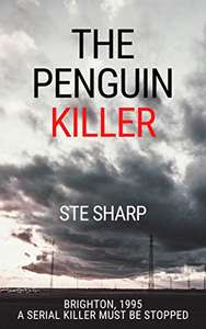British Mystery Thriller - Ste Sharp - The Penguin Killer (The Redfern Series Book 1) Kindle Edition - Free @ Amazon