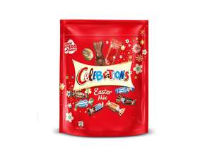 Celebrations Easter Mix 400g Pouch - 2 for £5 @ Lidl