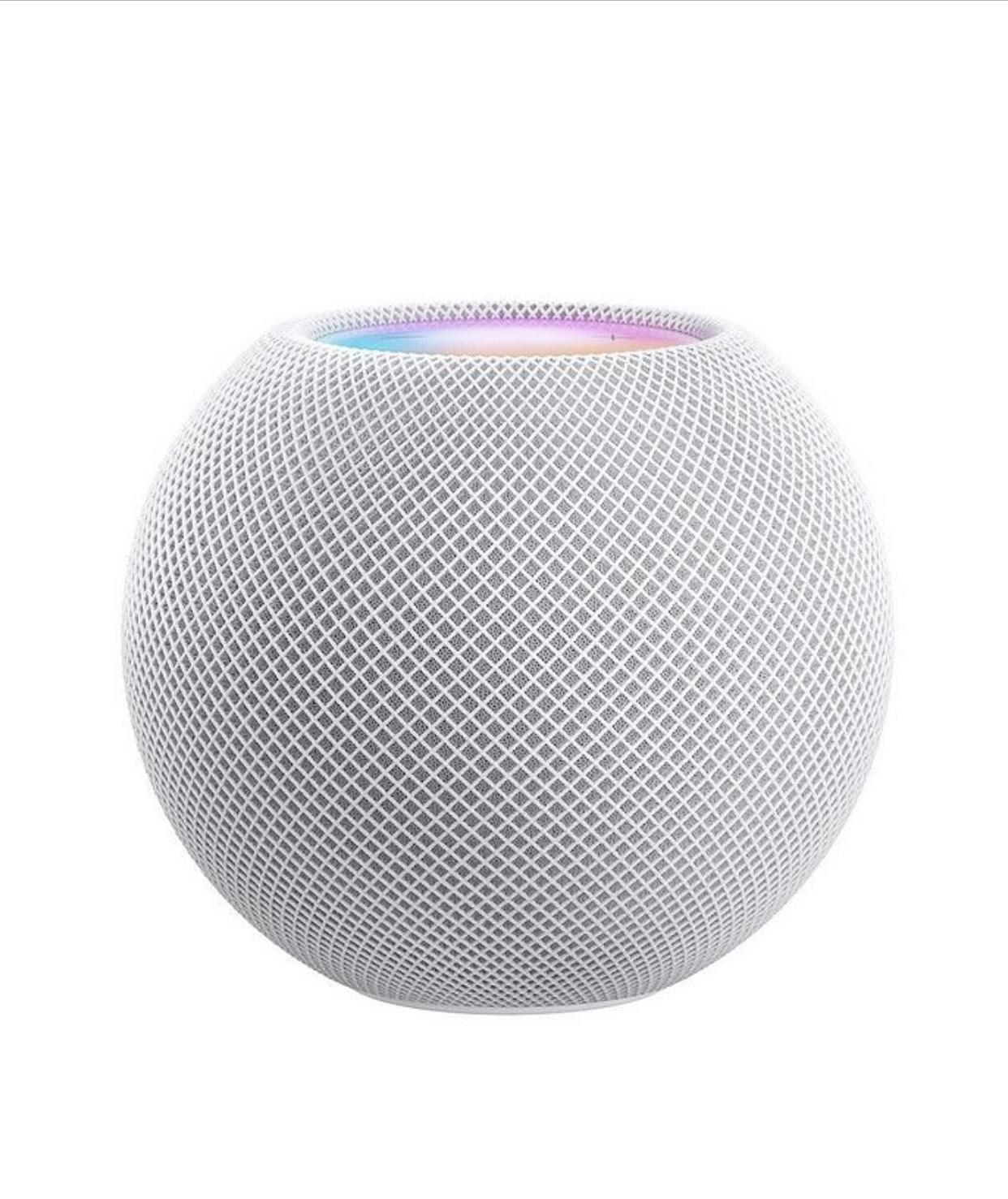 Apple HomePod mini Smart Speaker - White £93.99 delivered @ Very