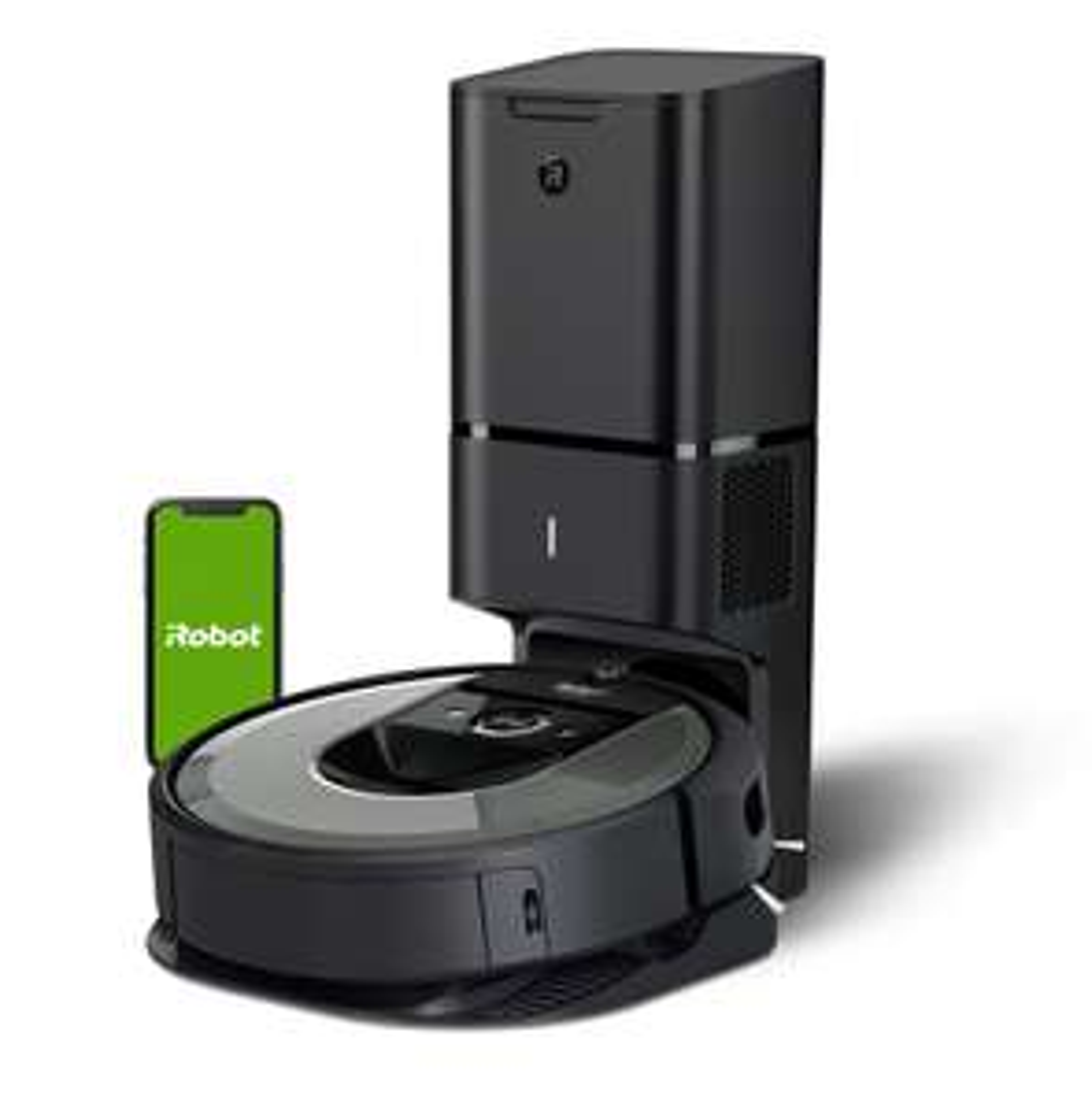 iRobot® Roomba® i7+ (i7558) Wi-Fi® Connected £639.99 @ iRobot