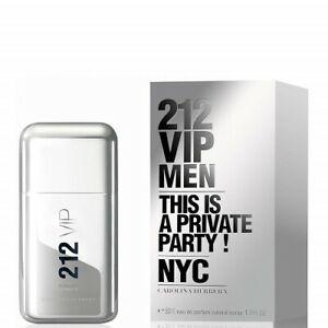 Carolina Herrera 212 VIP For Men 50ML Eau De Toilette Spray Brand New & Sealed £26.97 Delivered (With Code) @ theperfumestop / eBay