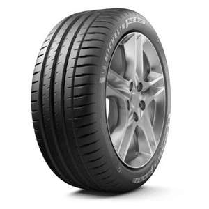 Michelin Pilot Sport 4 x tyres - £291.44 delivered with code @ BlackCircles