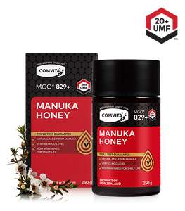 Comvita - Authentic Manuka Honey made and packed in New Zealand - From £11.19 (+£4.40 Delivery) @ Comvita