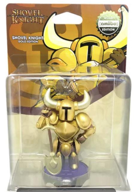 Shovel Knight Gold Amiibo £5.97 delivered @ Game