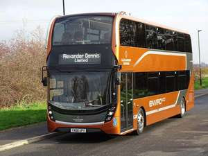 Free bus day ticket via App - use from 17 May 2021 @ Transdev