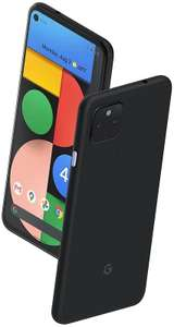 Pixel 4a 5g 30g 5g plan £26pm (poss £21pm with cashback) 30GB 5G data at Mobiles.co.uk £624