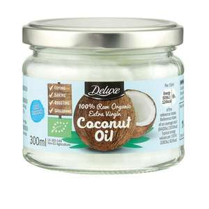 Cold pressed organic coconut oil (300ml) at Lidl instore for £1.56