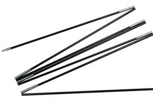 3.4 Metre Fibreglass Tent Pole - Free at Halfords - Just Pay £3.99 Delivery or free click and collect