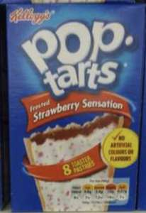 Kellogg's Pop Tarts 8 pack - 3 for £5 @ Farmfoods (Derby)