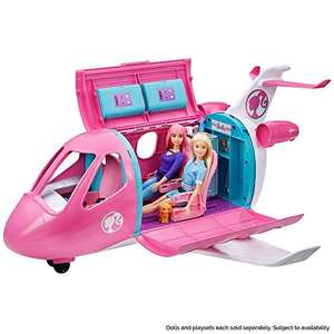 Barbie GDG76 Dreamplane Playset with Accessories £40.99 on Amazon