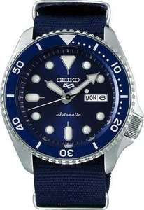 Seiko 5 Sports Blue Automatic Men's Watch SRPD51K2 - £151.20 with code @ eBay / watchnationshop