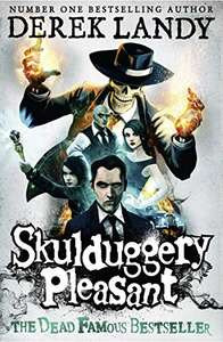 9 Skulduggery Pleasant kindle books for 99p each on Amazon