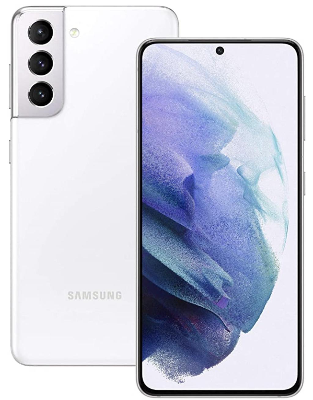 Samsung S21 128gb White + £150 Google Play Gift Card - £669.96 @ Amazon