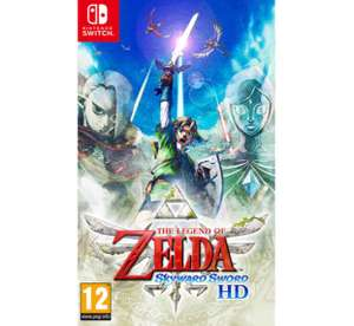The Legend Of Zelda: Skyward Sword HD – Nintendo Switch Preorder £42.68 delivered @ Zatu Games