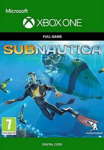 Subnautica Xbox One/Series X (Digital Key) Argentina via VPN) £5.62 Using Voucher @ Eneba /WorldTrader