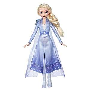 Disney Frozen Elsa Fashion Doll With Long Blonde Hair and Blue Outfit Inspired by Frozen 2 £8.98 prime / £13.47 non prime @ Amazon
