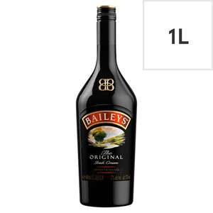 Baileys 1L £12 (Min Spend / Delivery Fee Applies / Clubcard Price) @ Tesco