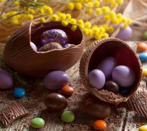 Free Easter chocolate treat worth up to £1.50 when you shop at Tesco (29/03 - 04/04) @ Vodafone VeryMe Rewards