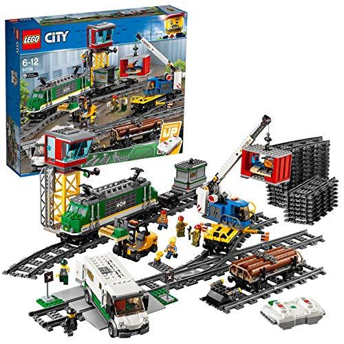 LEGO 60198 City Cargo Train Set at Amazon Germany - £106.40 (UK Mainland only)