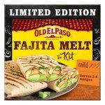 Old El Paso Fajita Melt , Fajita, Enchilada, Burrito & Taco Kits £2 @ Morrisons