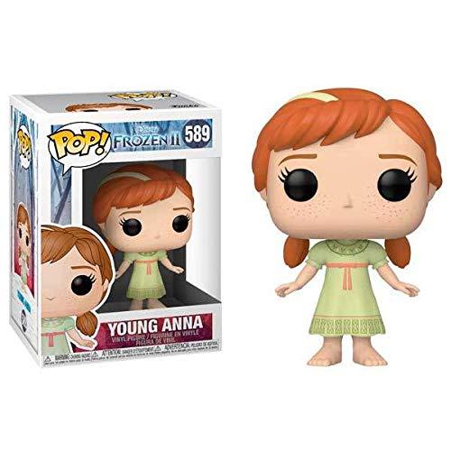 Funko 40889 POP. Disney: Frozen 2 - Young Anna £4.28 (Prime) + £4.49 (non Prime) at Amazon